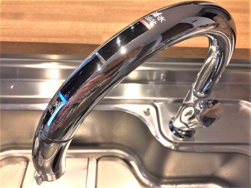 キッチンの自動水栓で清潔×時短×節約!リクシルのタッチレス水栓ナビッシュを使って実感【レビュー】