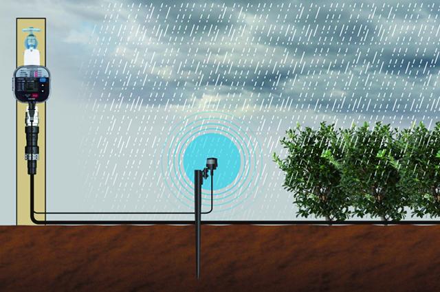 雨センサー